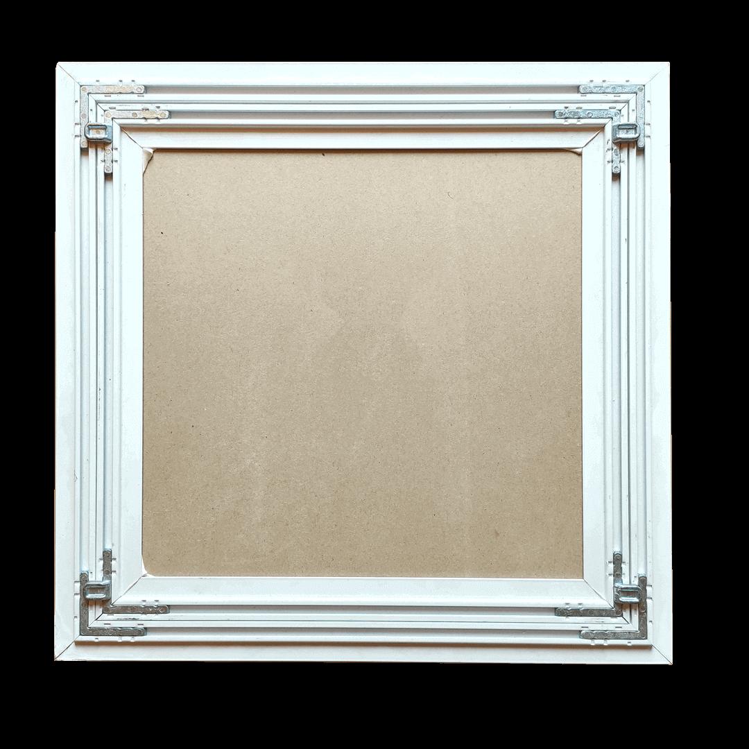 Trappe de visite plaque de plâtre à dévêtissement Tempo Eco Green 12,5 mm tempo eco green devetissement arrier