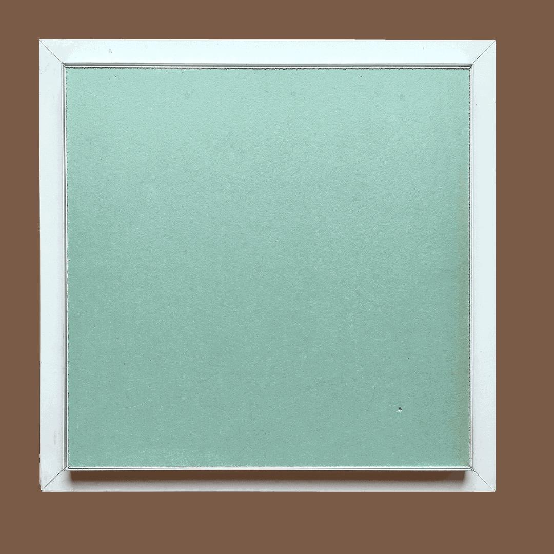Trappe de visite plaque de plâtre à dévêtissement Tempo Eco Green 12,5 mm tempo eco green devetissement