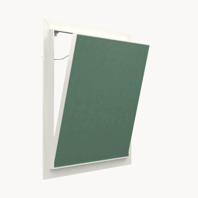 trappe de visite plaque de plâtre eco green